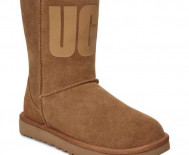 UGG CLASSIC MINI RUBBER MARRON