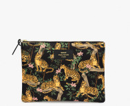 Pochette Lazy Jungle Noire -  L