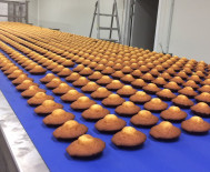 Boite Madeleines natures Pur Beurre Isigny
