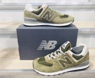 NEW BALANCE ML574 couleur Olive