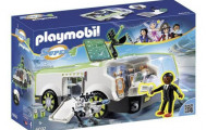 Playmobil 6692 camion agents secrets super 4