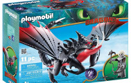 Playmobil 70039 Dragon noir Agrippemort