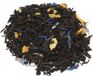 Thé noir Earl grey floral Prince William