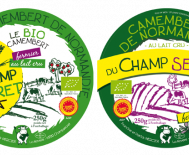 Camembert du champ secret bio