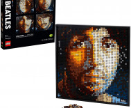 Lego - Art - The Beatles