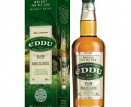 Whisky Breton Eddu silver broceliande 70 cl - 42°