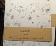CARNETS VIERGES FORMAT A5