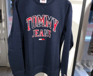 Sweat Tommy Jeans Homme - grand lettrage