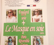 Set masque/foulard