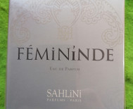 "PARFUMS SALHINI    ""Fémininde"" 50 ml"