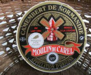 Camembert Moulin de Carel