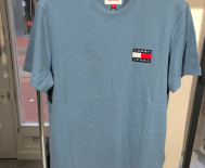T-shirt Tommy Jeans Homme  - Badge tee