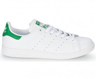 STAN SMITH ADIDAS ORIGINALS BLANC / VERT
