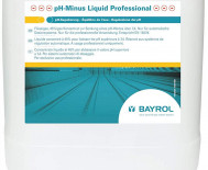 BAYROL pH-Minus Liquid Professional 20l