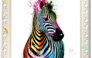 Zebre pop